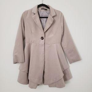 barlieon -  Princess style tan coat